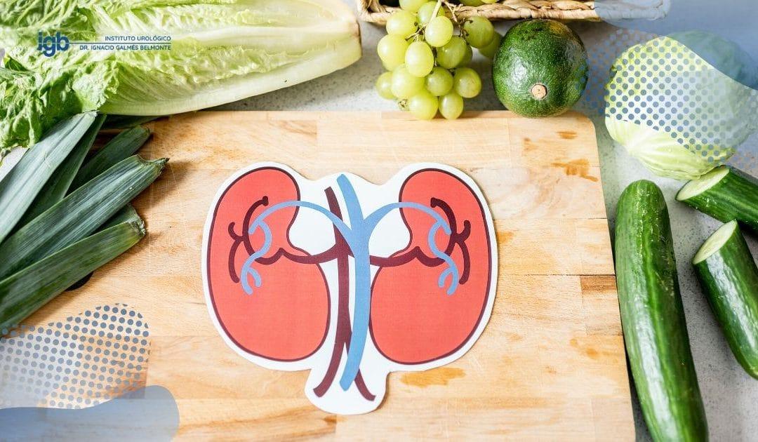 qué comer si tienes piedras en el riñon